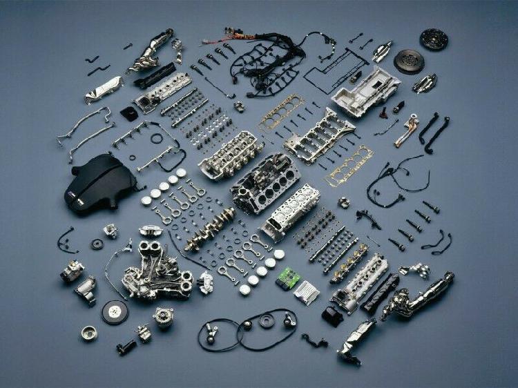 Refaccionamiento para armado de motor diesel ligero y