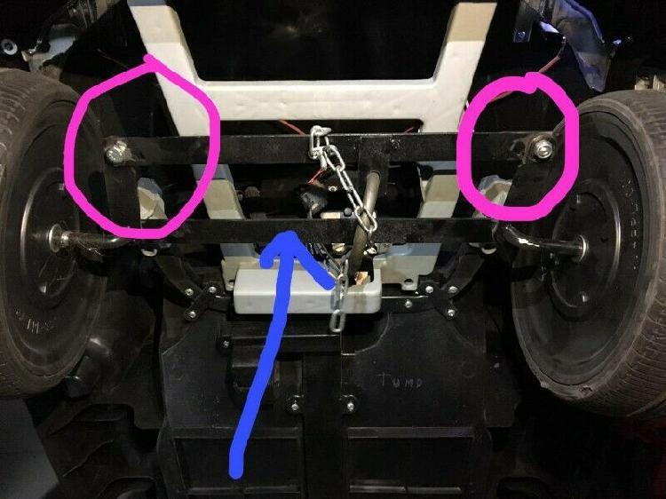 Reparacion de carritos electricos
