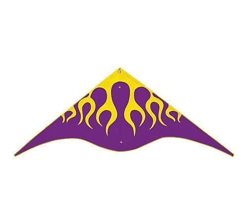 Sky fire purple nylon delta 50 sv