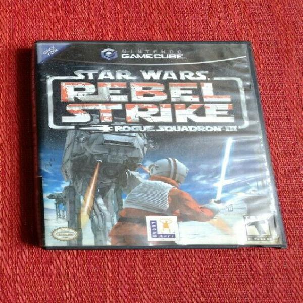 Star wars rebel strike rogue squadron 3
