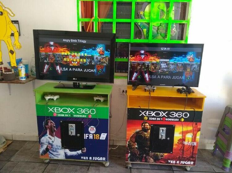 Vendo video juegos xbox