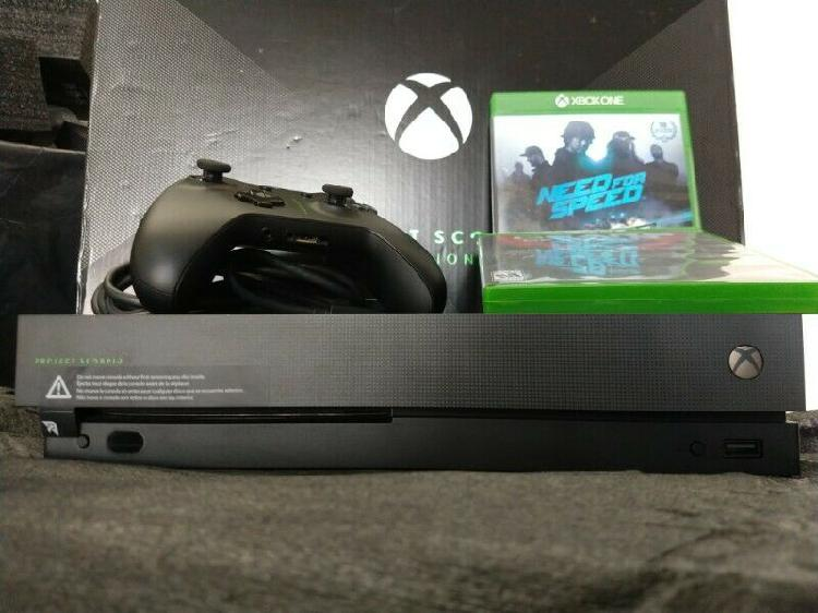 Xbox one project x
