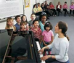 Cursos de piano para niños