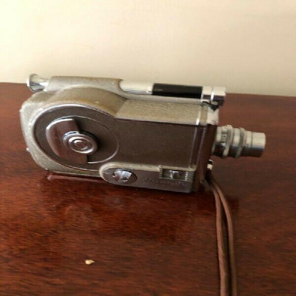 Antigua cámara de video
