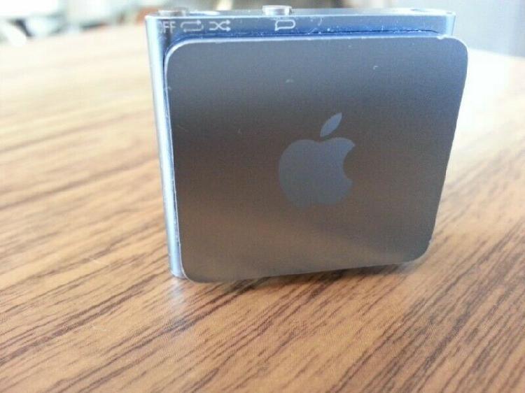 Apple ipod shuffle 4g / 2gb / bateria no retiene carga