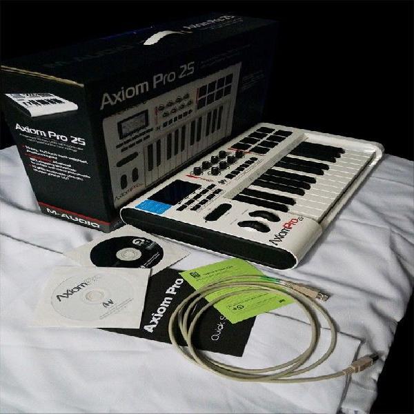 Axiom pro 25 (m-audio)