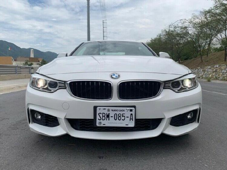 Bmw 435i m sport coupe 2014