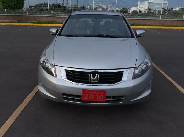 Honda accord 2010 recién legalizado facturado a tu nombre