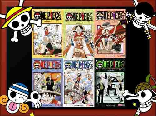 Manga one piece tomos 1 al 23 panini precio x unidad