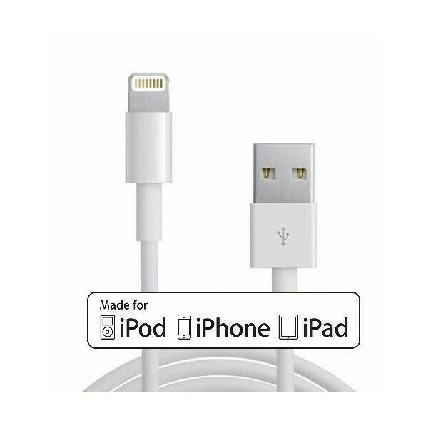 Mayoreo cable usb iphone 5/5s/ certificado 100%