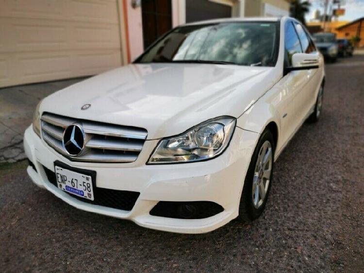 Mercedes benz c180 cgi 2012