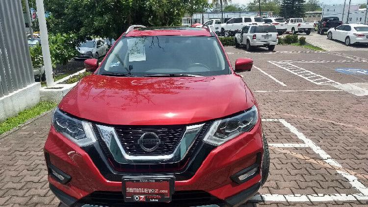 Nissan xtrail exclusive 2018