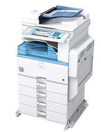 Reparación y servicio técnico de copiadoras