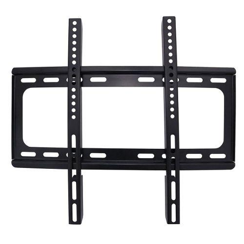 Soporte base de pared tv lcd / led / flat 32'' - 55'' t01