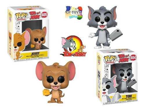 Tom y jerry funko pop gato raton oferta especial set 2 cf