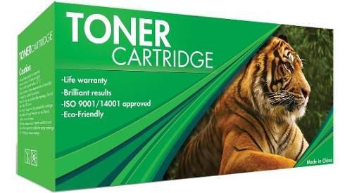 Toner marca tigre compatible 85a ce258a 35a 36a rendimiento