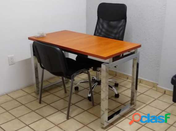 Oficinas con imagen ejecutiva completamente equipadas y con todos los servicios incluidos.