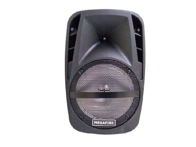 Bafle bocina amplificado portátil bluetooth recargable