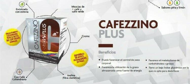 Cafe colombiano soluble