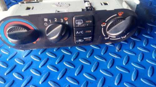 Control de calefaccion almera