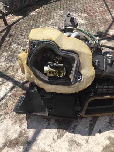 Corsa 2005 motor con caja completa calefacción