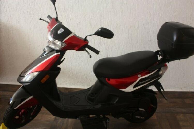 Italika d125 motoneta