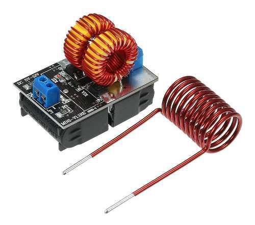 Mini versión de zvs conductor inducción calefacción jacob