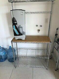 Mueble estante de cocina
