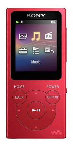 Reproductor mp4 sony walkman nw e393 4gb mp3 50 hrs
