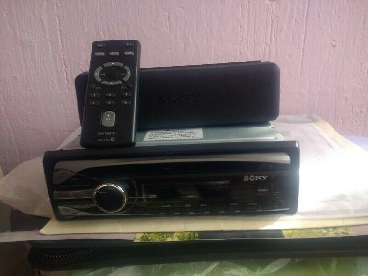 Stereo sony cd usb