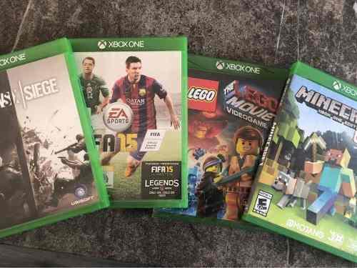 36 Juegos Para Xbox One Como La Imagen