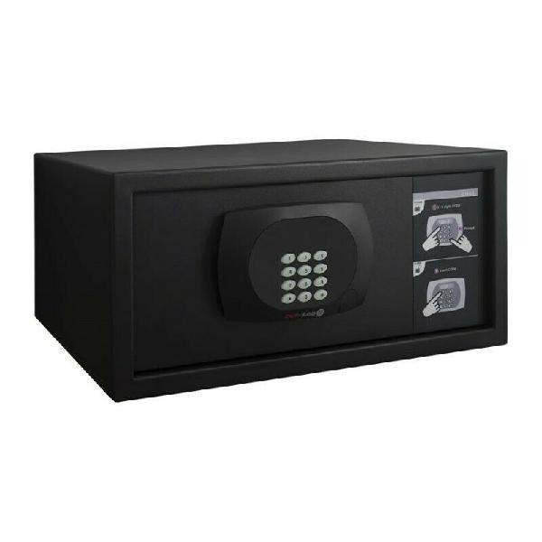 Caja de seguridad electronica para laptop