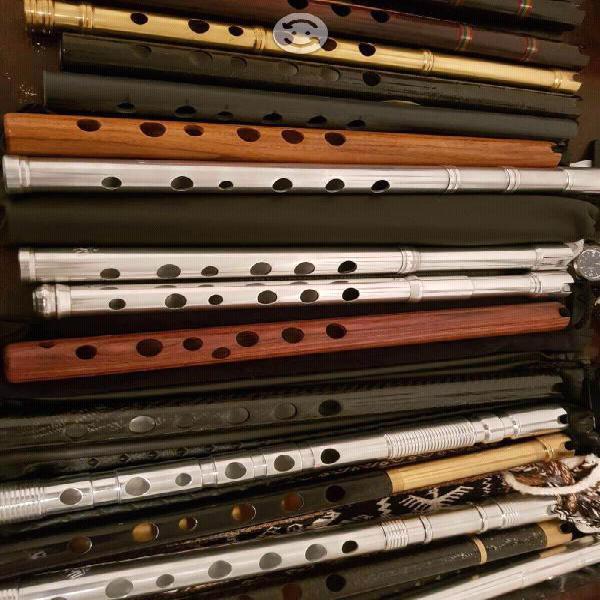 Clases de instrumentos musicales andinos