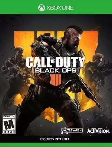 Call of duty black ops 4 juego xbox one offline y online