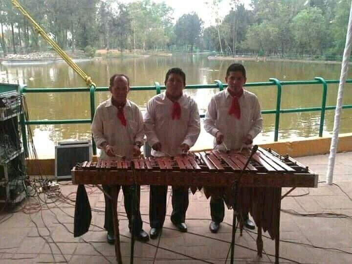Contratacion de marimba
