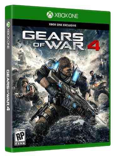 Gears of war 4 juegos digitales