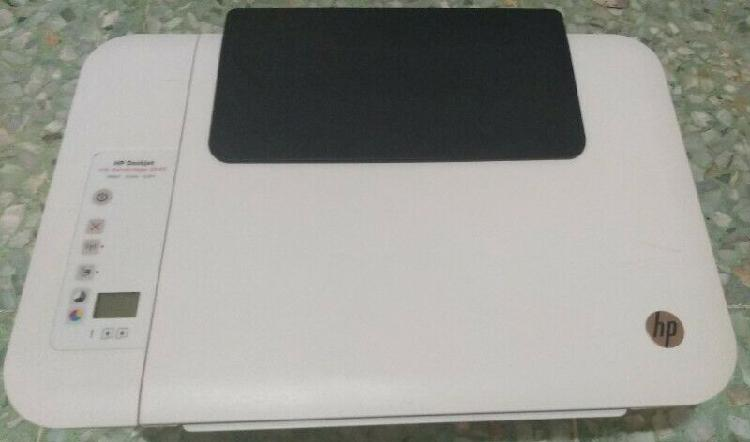 Hp deskjet ink advantage 2545 impresora, copiadora, scanner