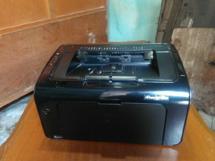 Impresora hp laserjet pro p1102w inalámbrico