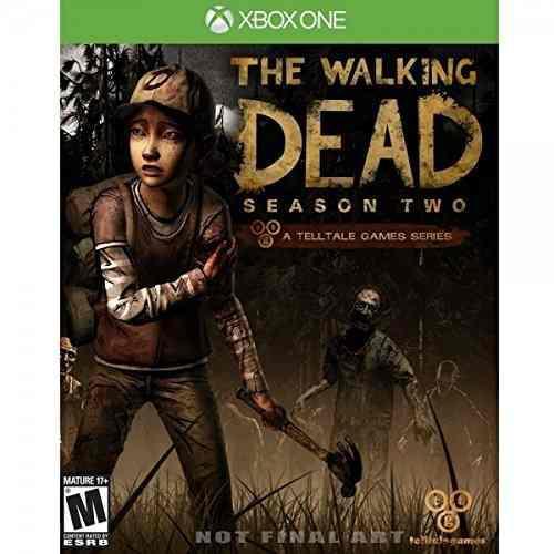 Juego the walking dead season 2 xbox one ibushak gaming