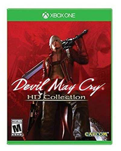 Juego Xbox One Devil May Cry Hd Collection Standard Ed