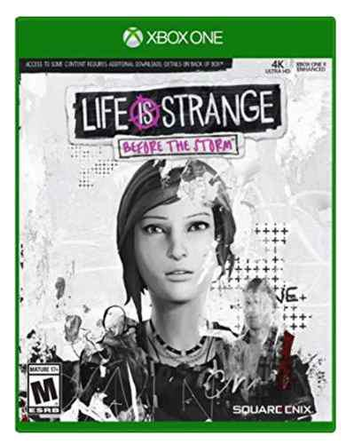Juego Xbox One Life Is Strange Before The Storm