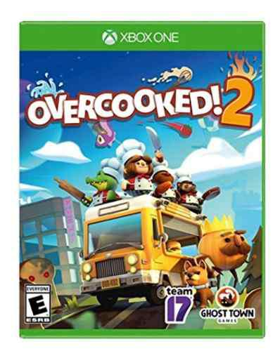 Juego Xbox One Overcooked 2 Standard Edition