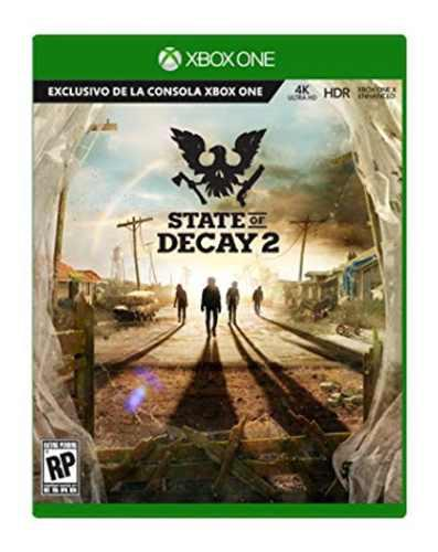 Juego Xbox One State Of Decay 2 Standard Edition