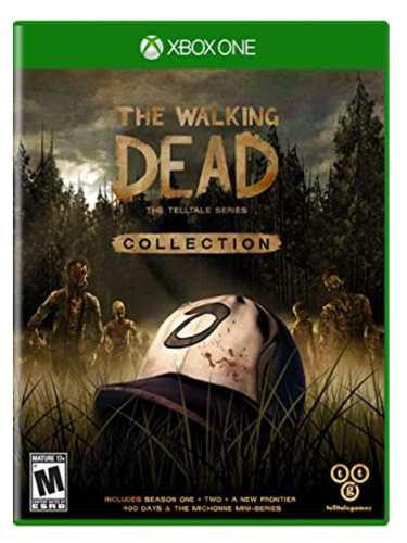 Juego Xbox One The Walking Dead The Telltale