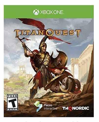 Juego Xbox One Titan Quest Standard Edition