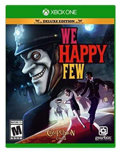Juego Xbox One We Happy Few