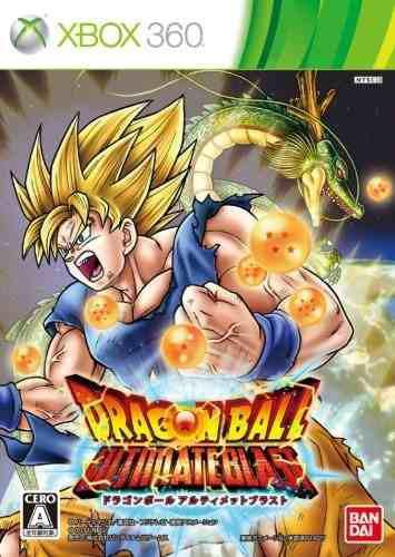 Juegos,dragon ball z ultimate blast importación japonesa..