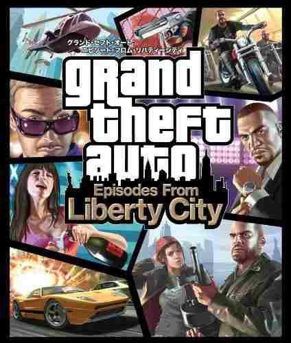 Juegos,grand theft auto episodios de liberty city import..