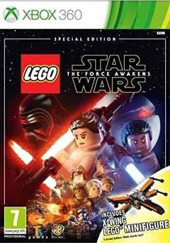 Juegos,lego star wars la fuerza despierta x-wing special..