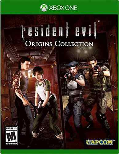 Juegos,take-two 55013 residentevil originscellctn x1..
